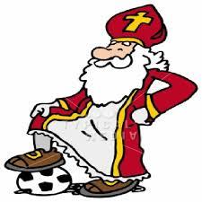 Sinterklaas komt naar Ezaart Sport